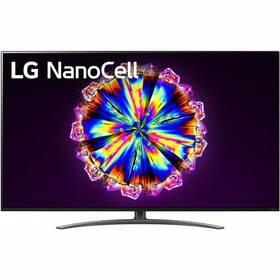 Televízor LG 65NANO91 sivá