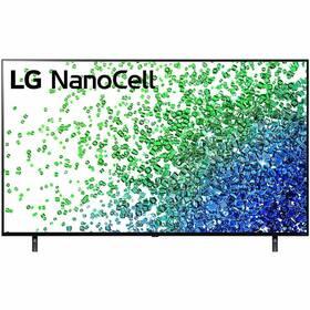 Televízor LG 50NANO80P sivá