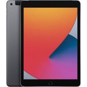 Tablet Apple iPad (2020) Wi-Fi + Cellular 128GB - Space Grey (MYML2FD/A)
