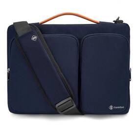 "Brašna na notebook tomtoc Messenger na 16"" MacBook Pro 2019 (TOM-A42-E02B01) modrá"