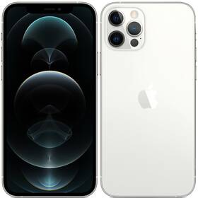 Mobilný telefón Apple iPhone 12 Pro Max 128 GB - Silver (MGD83CN/A)
