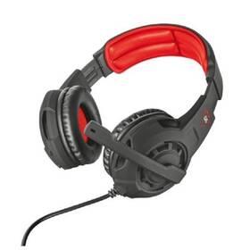 Headset Trust GXT Gaming 310 Radius (21187) čierna farba/červená farba