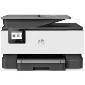 Tlačiareň multifunkčná HP Officejet Pro 9010e, služba HP Instant Ink (257G4B#A80)