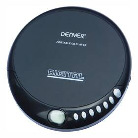 Discman Denver DM-24 (ddm24) čierny