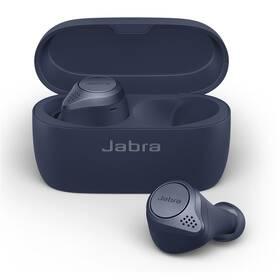 Slúchadlá Jabra Elite Active 75t (100-99091000-60) modrá