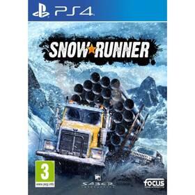 Hra Ubisoft PlayStation 4 SnowRunner (3512899122758)