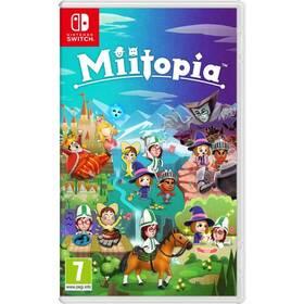 Hra Nintendo SWITCH Miitopia (NSS440)