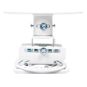 Držiak Optoma univerzální stropní, 70mm, 15kg - bílý (OCM818W-RU)