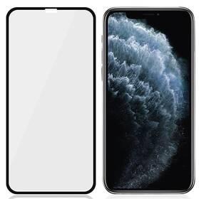 Tvrdené sklo PanzerGlass Edge-to-Edge Anti-Glare na Apple iPhone X/Xs/11 Pro (2697) čierne