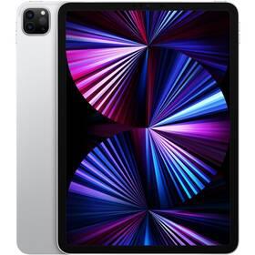 Tablet Apple iPad Pro 11 (2021) Wi-Fi 256GB - Silver (MHQV3FD/A)