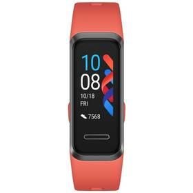 Fitness náramok Huawei Band 4 (55024461) červený