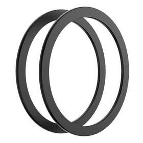 Adaptér Mophie Snap (2x magnetický kruh) čierny