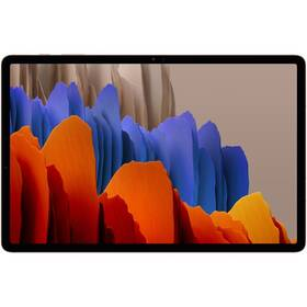 Tablet Samsung Galaxy Tab S7+ Wi-Fi (SM-T970NZNAEUE) bronzový