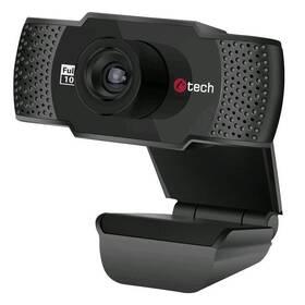 Webkamera C-Tech CAM-11FHD, 1080p (CAM-11FHD) čierna
