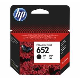 Cartridge HP 652, 360 stran (F6V25AE) čierna