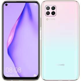 Mobilný telefón Huawei P40 lite (HMS) - Sakura Pink (SP-P40L128DSPOM)