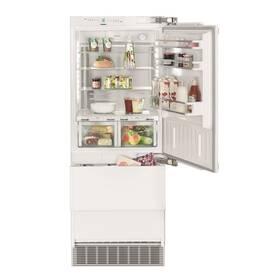 Kombinácia chladničky s mrazničkou Liebherr ECBN 5066 biela