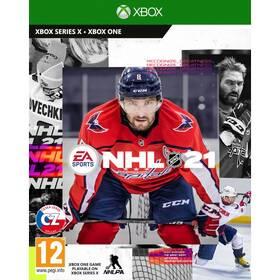 Hra EA Xbox One NHL 21 (EAX354552)