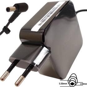 Sieťový adaptér Asus 45W 19V 2P BLK s EU plugem (B0A001-00231400)