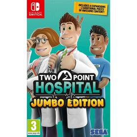 Hra Sega Two Point Hospital: JUMBO Edition (5055277042142)