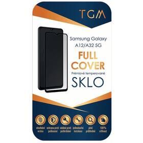 Tvrdené sklo TGM Full Cover na Samsung Galaxy A12/A32 5G (TGMFCSGA12) čierne