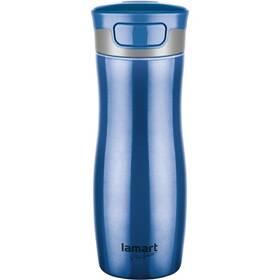 Termohrnček Lamart Conti 0,48 l (LT4030) modrý
