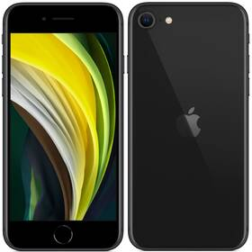 Mobilný telefón Apple iPhone SE (2020) 64 GB - Black (MHGP3CN/A)