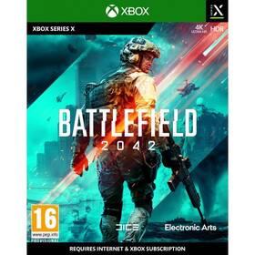 Hra EA Xbox Series X Battlefield 2042 (EAX40450)