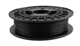 Tlačová struna (filament) Filament PM 1,75 TPE88, 0,5 kg (F175TPE88_BK) čierna
