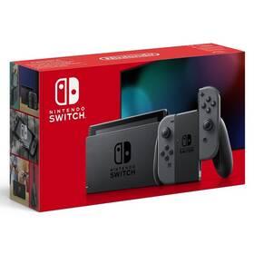 Herná konzola Nintendo Switch s Joy-Con v2 (NSH002) sivá