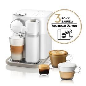 Espresso DeLonghi Nespresso Gran Lattissima EN650.W biele