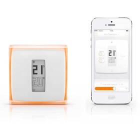 Termostat Netatmo Wi-Fi, pro zařízení iOS a Android (NTH01-EN-EU)