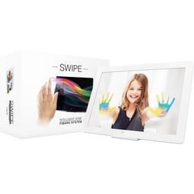 Ovládač Fibaro Swipe – ovládání gesty, Z-Wave Plus (FIB-FGGC-001-WH) biely