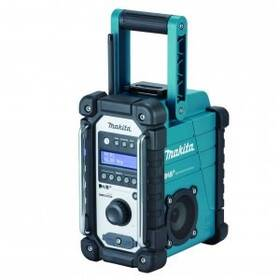 Radiopřijímač stavební Makita DMR110 DAB bez akumulátoru