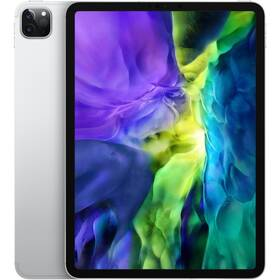 "Tablet Apple iPad Pro 11"" (2020) WiFi + Cell 512 GB - Silver (MXE72FD/A)"