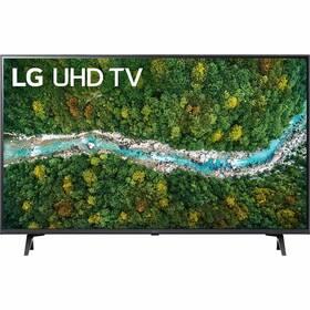 Televízor LG 43UP7700 sivá