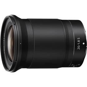 Objektív Nikon NIKKOR Z 20 mm f/1.8 S (JMA104DA) čierny