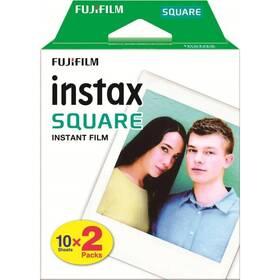 Instantný film Fujifilm Instax Square White 20ks (16576520)