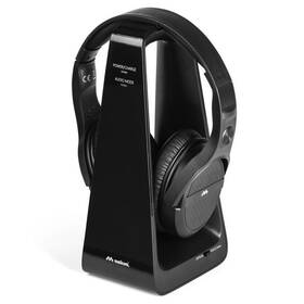 Slúchadlá Meliconi HP Digital (497317) čierna