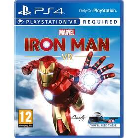Hra Sony PlayStation VR Marvel's Iron Man VR (PS719942900)