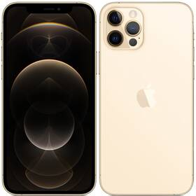 Mobilný telefón Apple iPhone 12 Pro 512 GB - Gold (MGMW3CN/A)