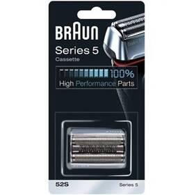 Príslušenstvo pre holiace strojčeky Braun CombiPack Braun Series 5 FlexMotion - 52S strieborné