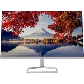Monitor HP M24f (2D9K0AA#ABB) čierny/strieborný/sklo