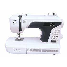Šijací stroj Guzzanti GZ 118 biely