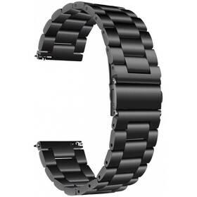 Remienok WG Universal 1, kovový, 22mm (9096) čierny