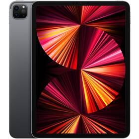 Tablet Apple iPad Pro 11 (2021) Wi-Fi 128GB - Space Grey (MHQR3FD/A)