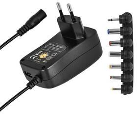 Sieťový adaptér EMOS 2250mA s hřebínkem, pulzní, USB (N3113)