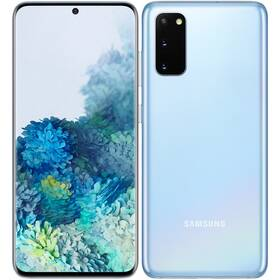 Mobilný telefón Samsung Galaxy S20 (SM-G980FLBDEUE) modrý
