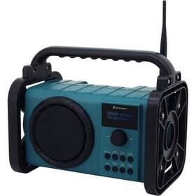 Rádioprijímač s DAB+ Soundmaster DAB80 zelený