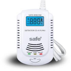 Detektor plynov Safe 808 COM Kombinovaný detektor CO a výbušných plynů (SAFE 808COM)